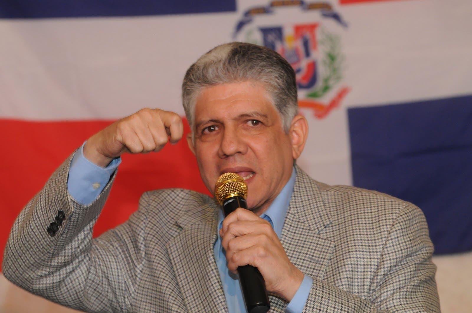 Eduardo Estrella advierte desorden migratorio pone en peligro la soberanía