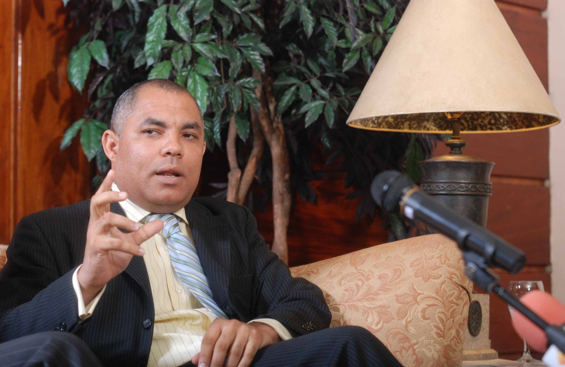 Cristóbal Rodríguez, abogado constitucionalista.