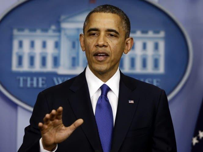 Obama: comunidad internacional no debe «quedarse callada» frente a la barbarie