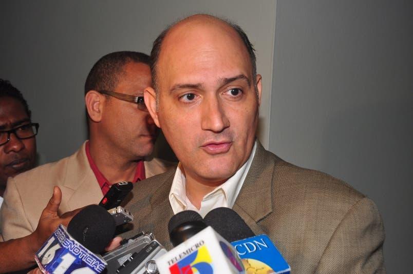 Economista  Pavel Isa Contreras. Archivo