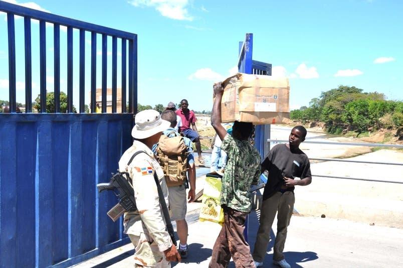 Haití es el segundo socio comercial de República Dominicana, después de Estados Unidos.