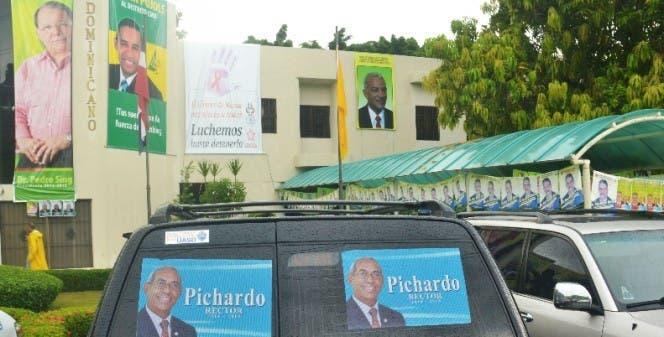 Elecciones en el Colegio Medico Dominicano. Foto: Elieser Tapia.