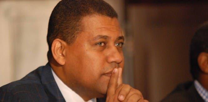 Guido acusa al   jefe PN de parcialidad