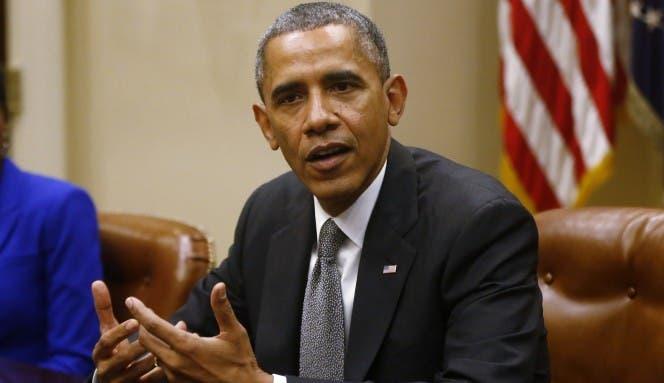 Obama se reúne con congresistas para buscar salidas a crisis fiscal