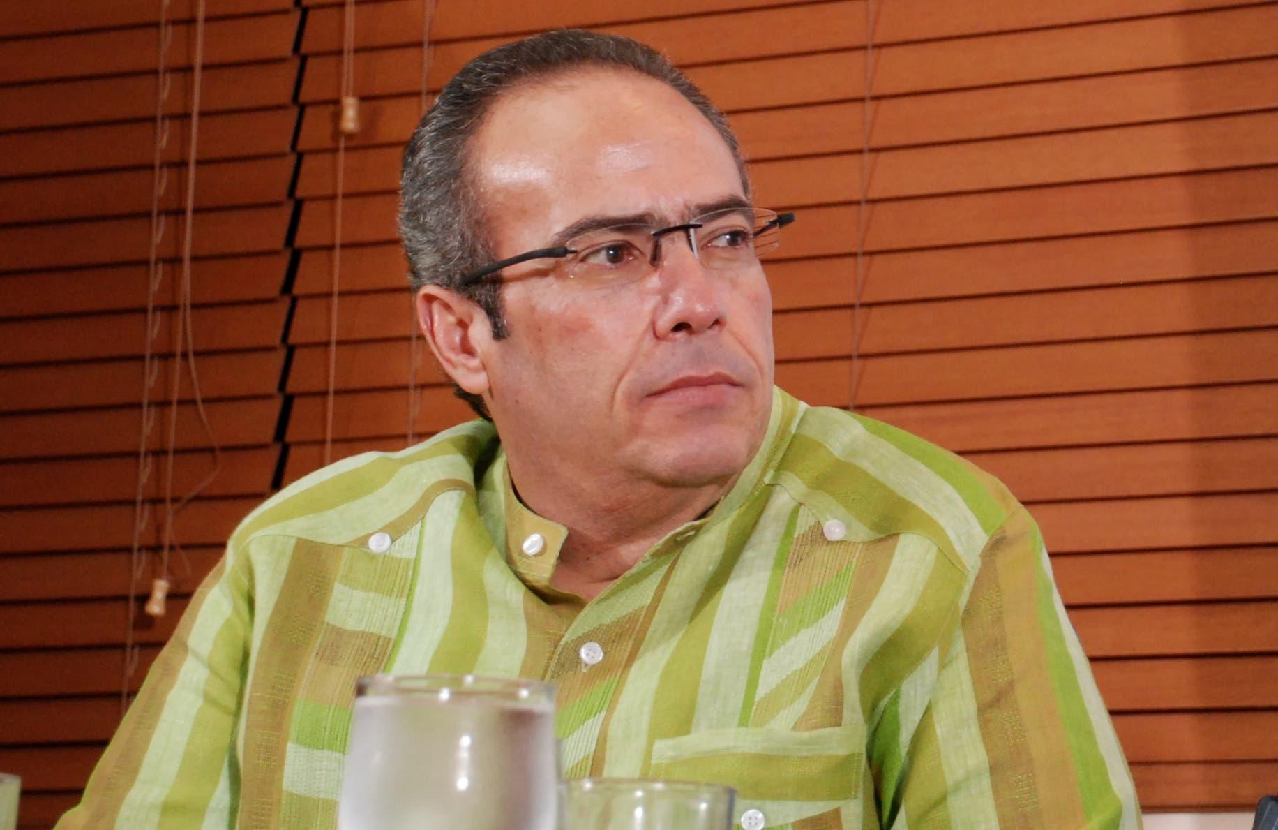 Charlie Mariotti, senador (Monte Plata-PLD).