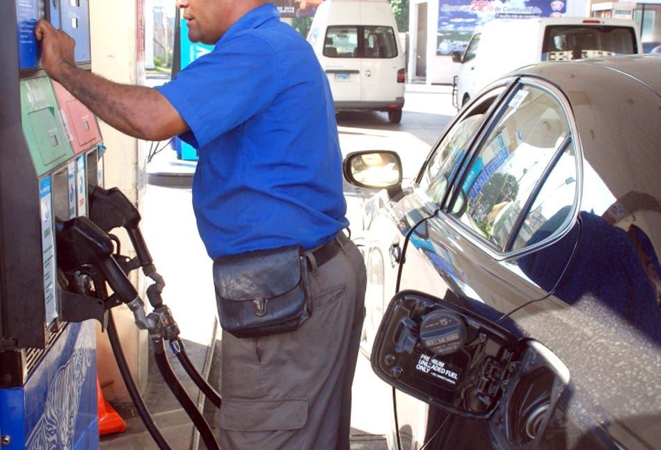 Los precios de los combustibles se mantendrán inalterables durante los próximos siete días.
