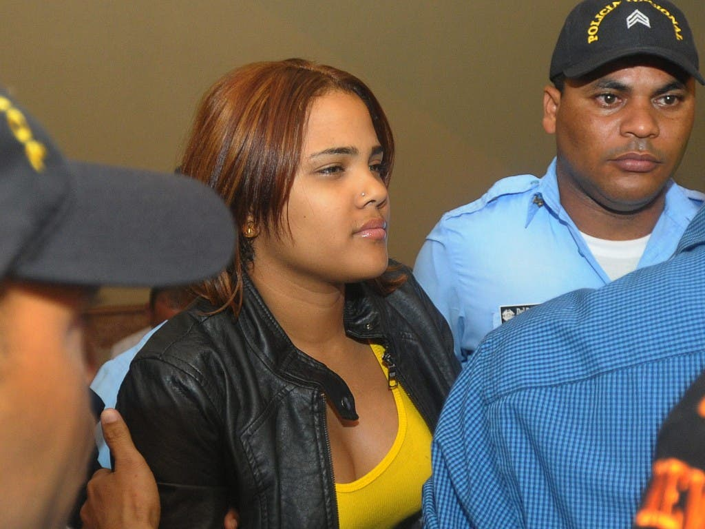 Juez deja en libertad a Martha Heredia tras cumplir cuatro años en prisión