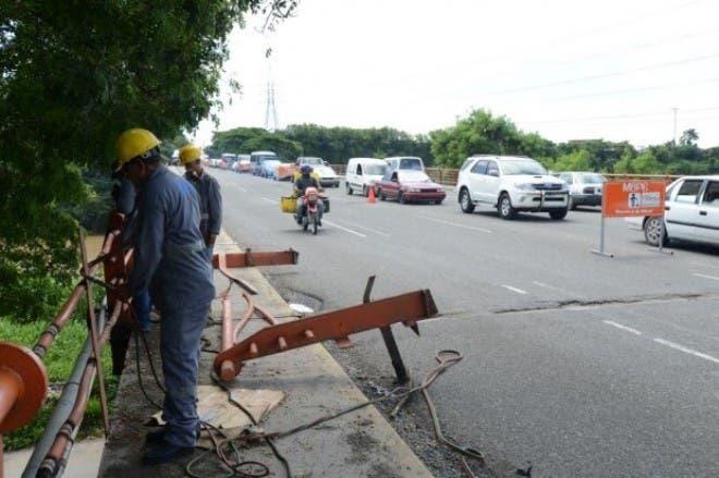Reparación Puente Haina