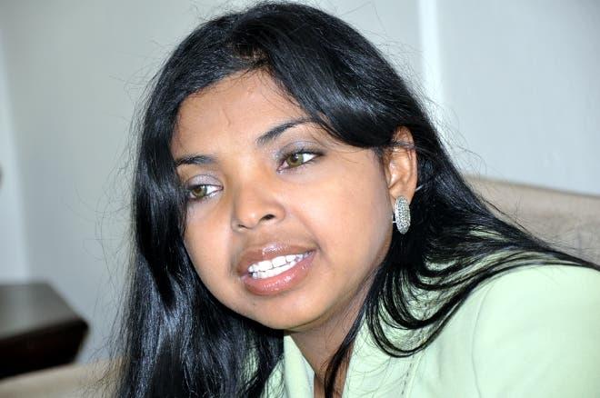Yeni Berenice Reynoso, fiscal del Distrito Nacional.