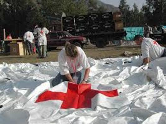 Secuestran a empleados de la Cruz Roja en Siria