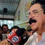 Manuel Zelaya fue derrocado por los militares el 28 de junio de 2009.