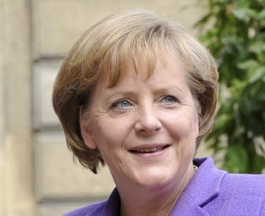 Ángela Merkel.