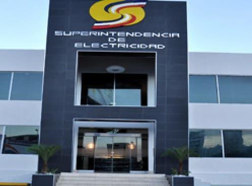 La Superintendencia de Electricidad.