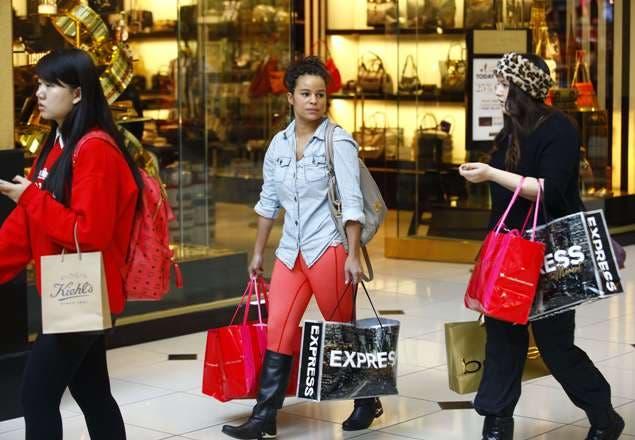 Tiendas de las plazas comerciales ya están abiertas