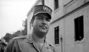 Coronel Francisco Alberto Caamaño Deñó.