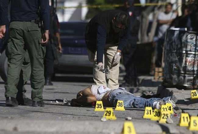 Policía mata a un presunto sicario en Guachupita