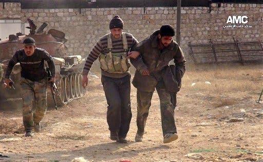 Oposición Siria exige al mundo que condene ataques rusos y proteja a civiles