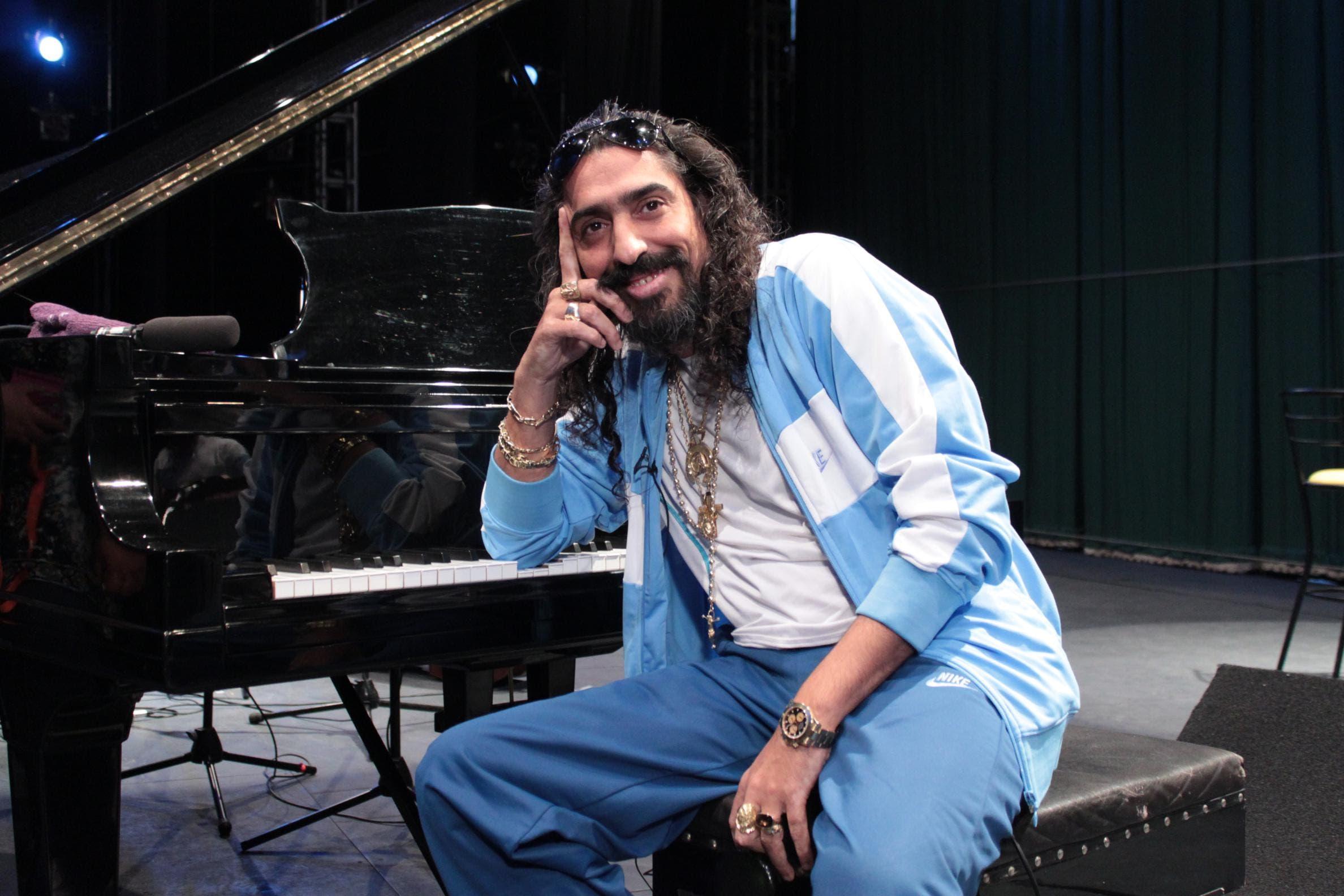 Diego El Cigala, este viernes en el Teatro Nacional