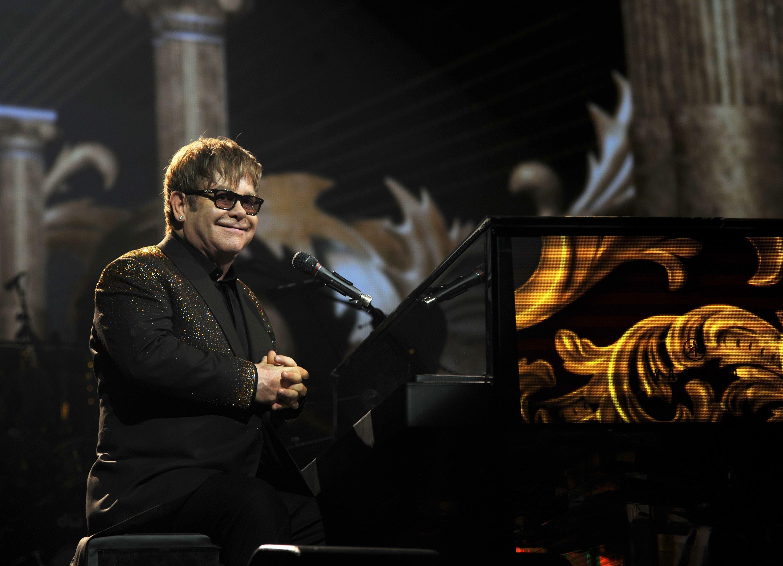 Elton John viene por primera vez a la República Dominicana