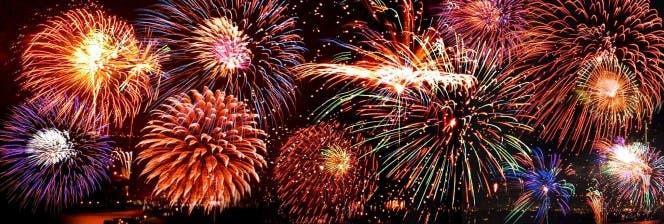 Fiestas y conciertos para recibir el año nuevo en RD