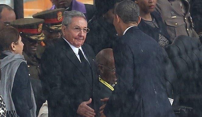 Raúl le dijo a Obama: «Yo soy Castro», revela Fidel en elogio a Mandela