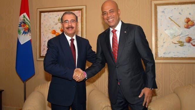 Los presidentes de Haití y República Dominicana conversan esta tarde en Panamá