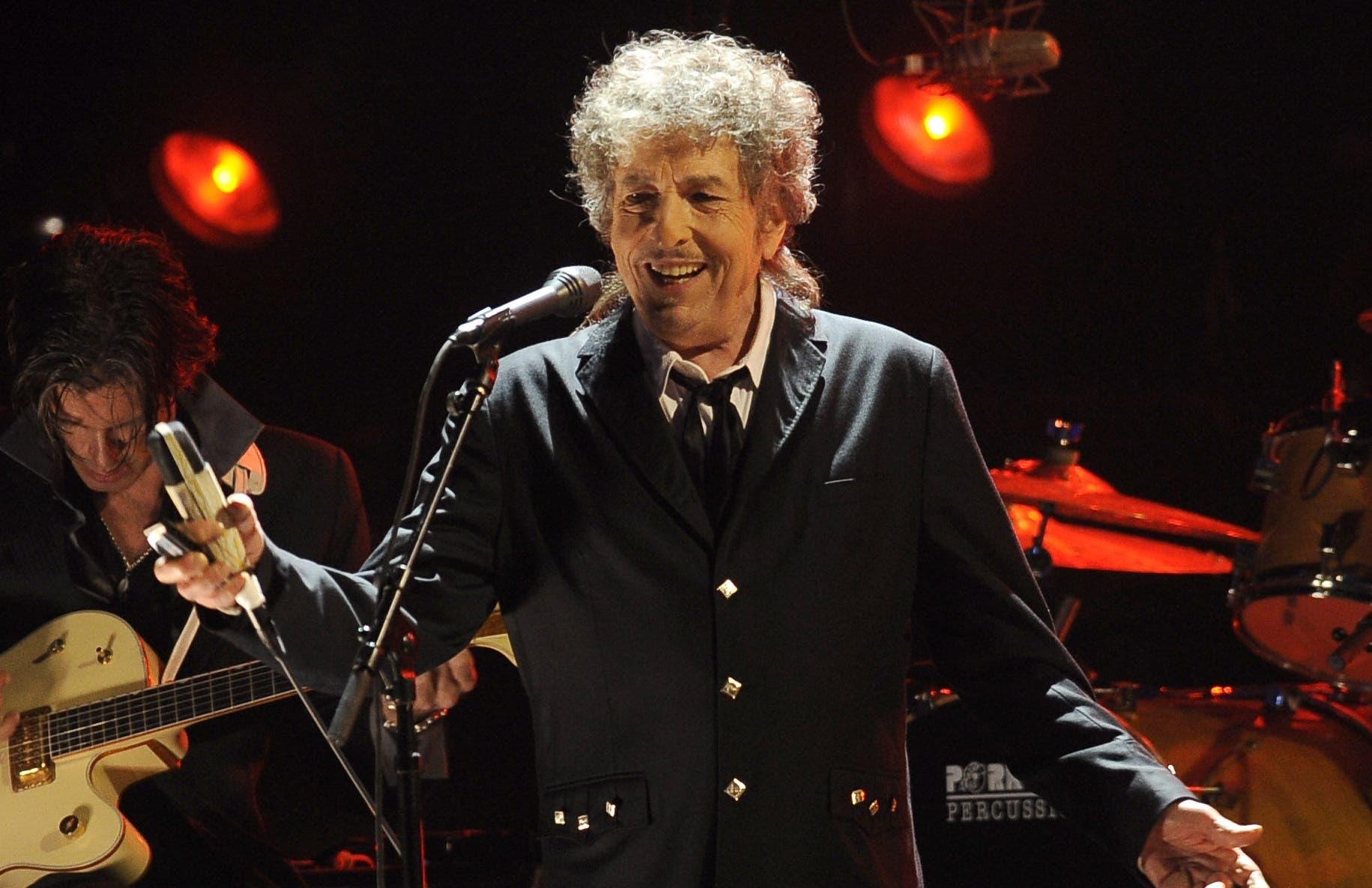 Dylan, actualmente de gira por Estados Unidos, no ha mencionado el premio Nobel en sus conciertos.