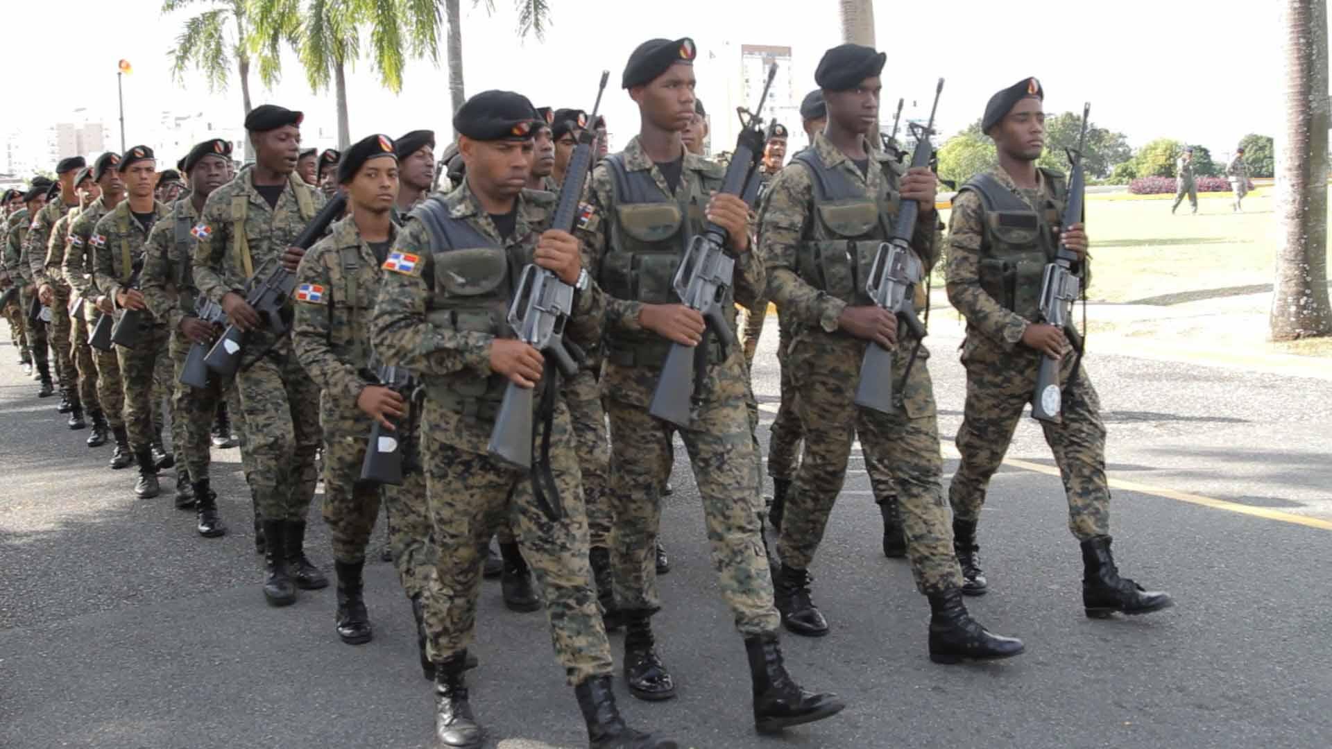 Fuerzas Armadas integrará tres mil soldados a patrullaje