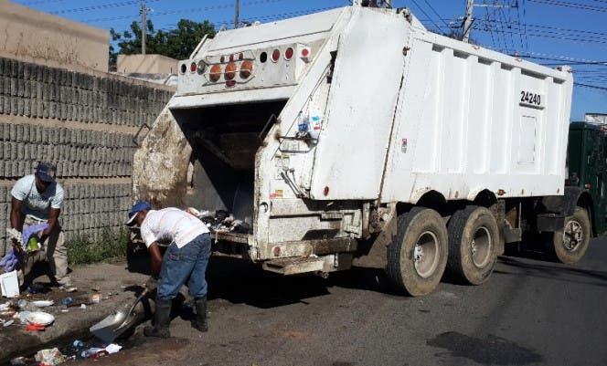 SDE registra notable mejoría tras retiro de 26 mil toneladas de basura en siete días