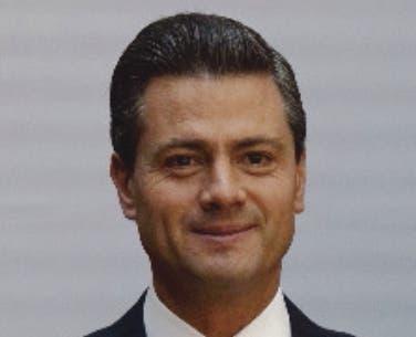 Enrique Peña Nieto, presidente saliente de México.