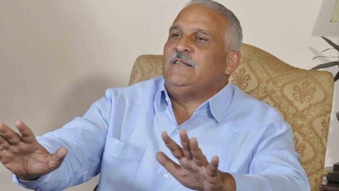 Jaime David Fernández Mirabal, exvicepresidente de la República.