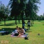 El clima de hoy es ideal para realizar actividades al aire libre.  Foto: Archivo.