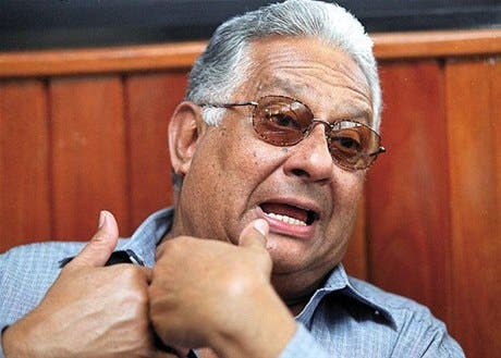 Euclides Gutiérrez Félix es historiador y miembro del Comité Central del PLD.