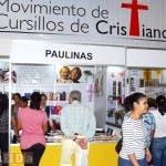 La Feria del Libro Católico se celebra en la Casa San Pablo.