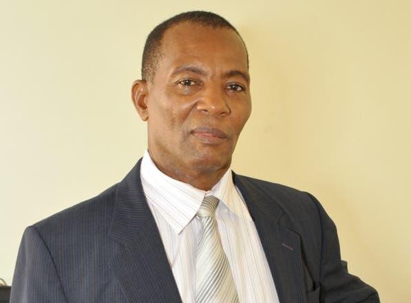 Antonio Pol Emil, director del Centro Cultural Dominico Haitiano.