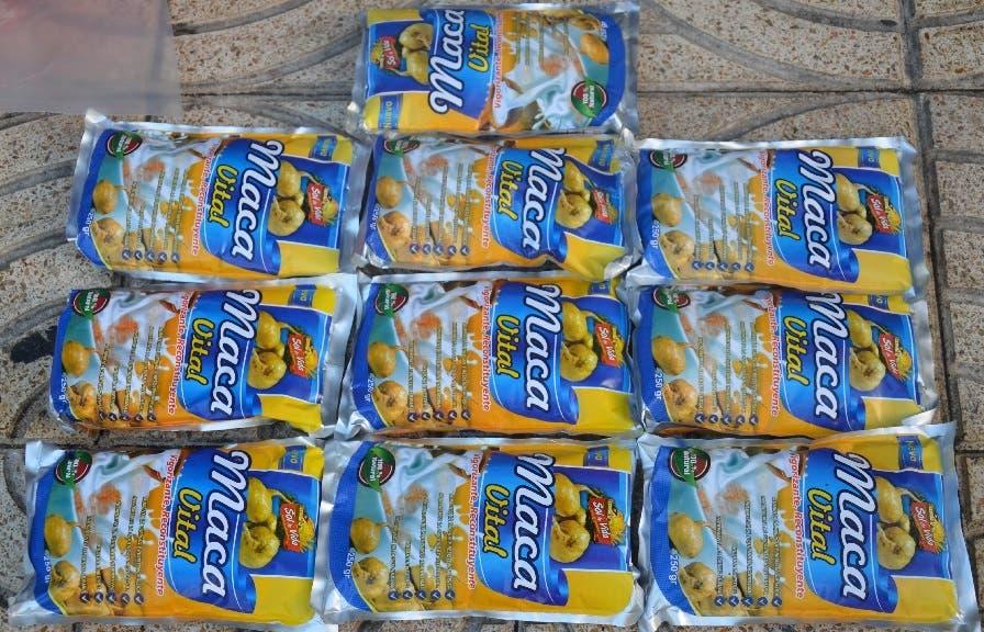 DNCD  apresan en AILA peruano  con 5.15 kilos de cocaína