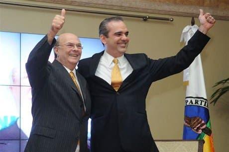 Hipólito anuncia promoverá reelección de Luis Abinader