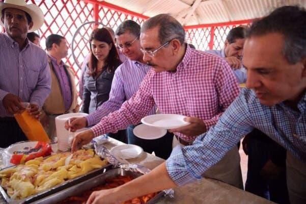 Danilo Medina promete resolver la crisis energética en su gestión