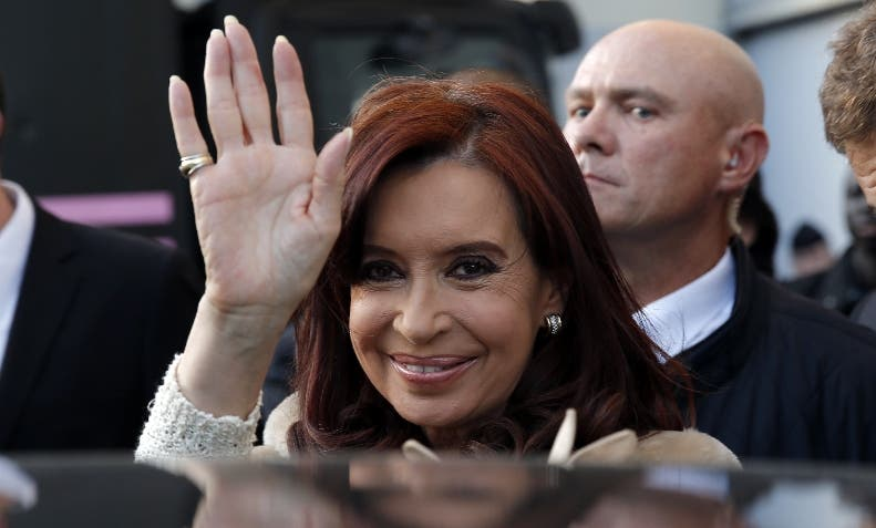 Presidenta Cristina Fernández