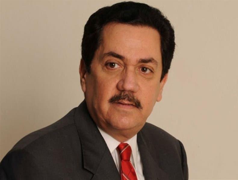 Tony Raful, presidente de la Comisión Organizadora de la Convención del PRM.