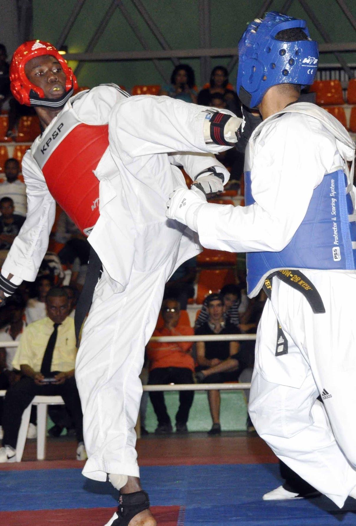 gabriel mercedes y luis pie en taekwondo/hoy/carlos alonzo/7/4/2014