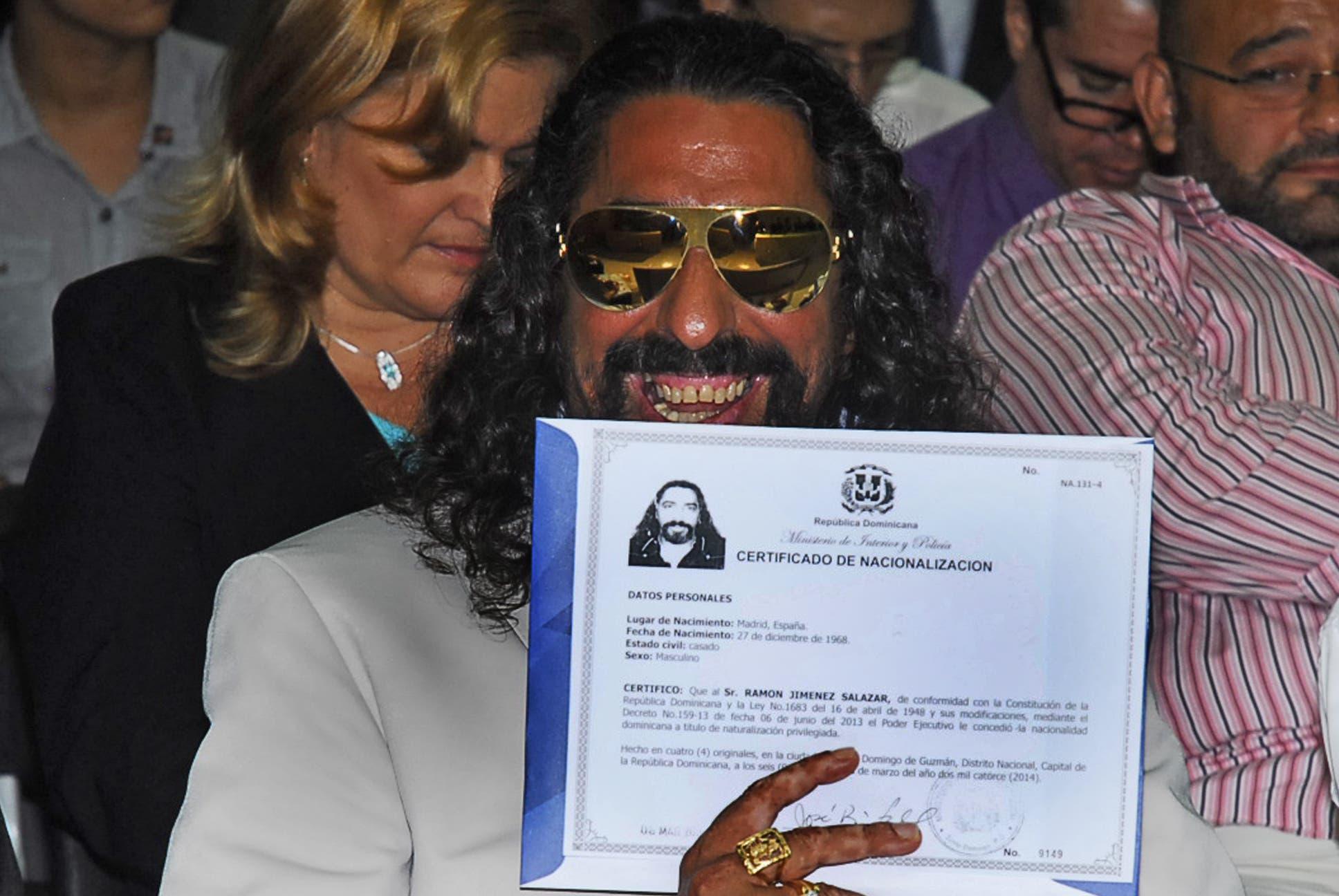 El Cigala dice no quiso ofender a dominicanos
