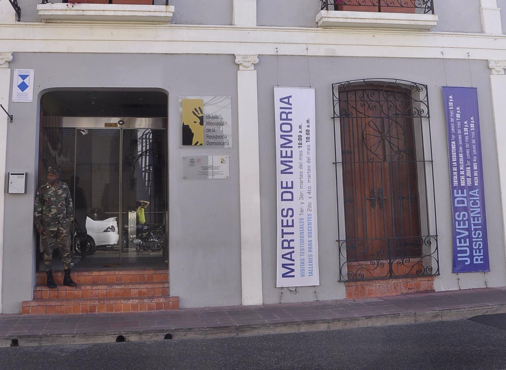 Museo Memorial de la Resistencia Dominicana. Osi Méndez / 23-01-14