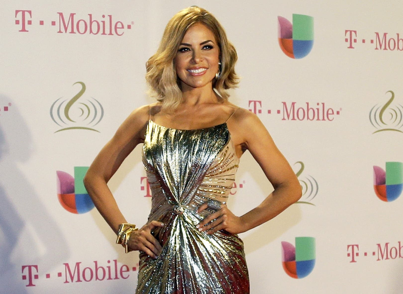 Gloria Trevi a los Latin Grammy Acoustic Sessions