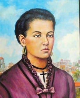 Salomé Ureña, educadora y poetisa.