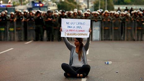 Venezuela-protestas