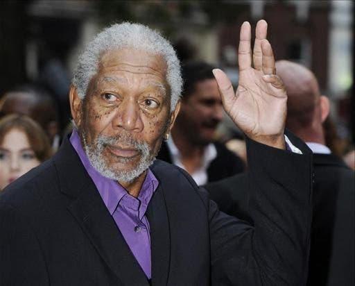 Morgan Freeman, sorprendido por la existencia de una nueva cinta sobre Batman