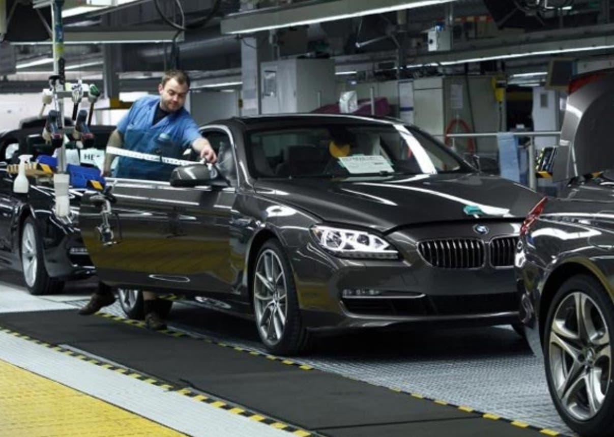BMW busca escapar caída del mercado automotriz de Brasil