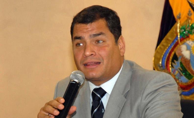 Correa pide campaña mundial para que se difundan todos los papeles de Panamá