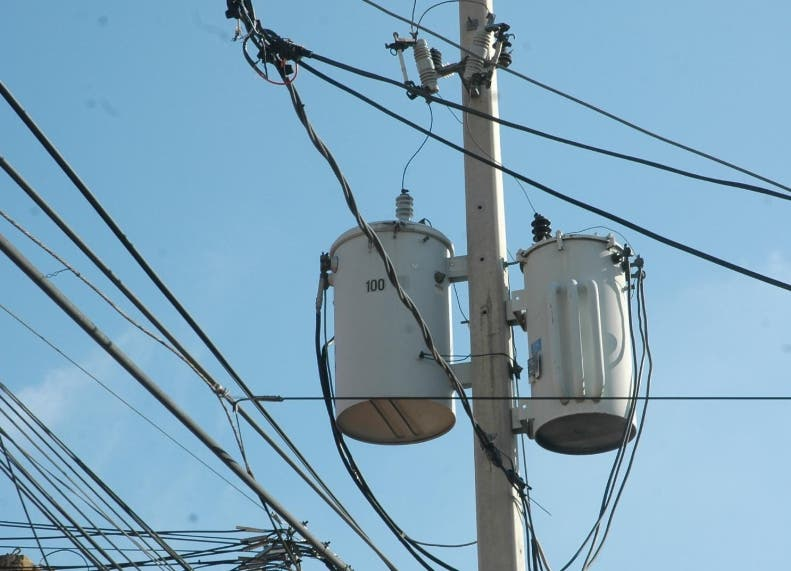 Energia electrica Santiago.13/11/2009/Hoy/Ezequiel Gil.